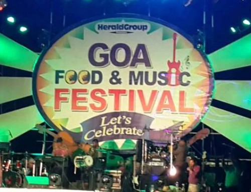 GOA FOOD AND CULTURAL FESTIVAL 2016